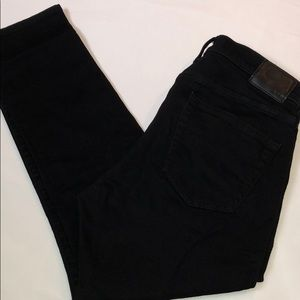 Abercrombie and Fitch Black Jeans
